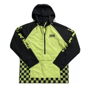 Vans BMX Off The Wall Anorak Windbreaker Jacket